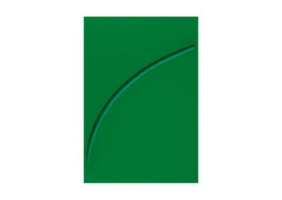 nº 134 Quebrado verde 2000 Carbón y pastel sobre papel 110x75cm Col Dña