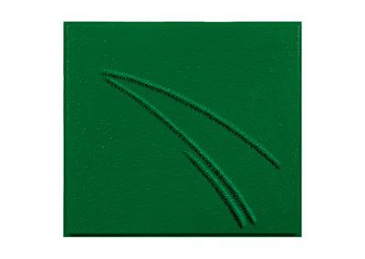 nº 153 El idilio del cometa 2005 Técnica mixta sobre lienzo 72x81cm