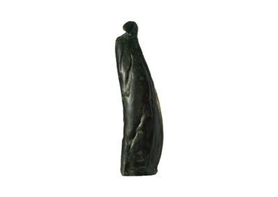Dama embarazada 1983 Bronce 37x12x7 cm
