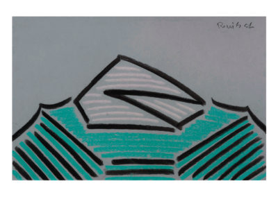 Sin-título 1997 Carbón y pastel sobre papel 50x70cm