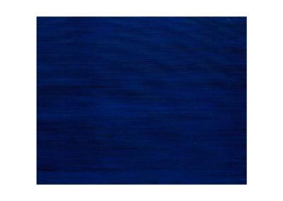 Cuando la noche cae sobre el mar 2017 Acrílico sobre cartón rugoso 124x155 cm